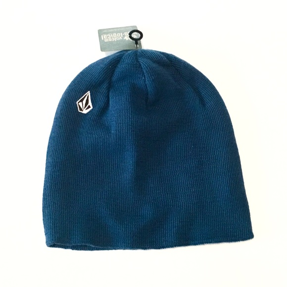 Volcom Other - Volcom Beanie Hat -Blue - NEW